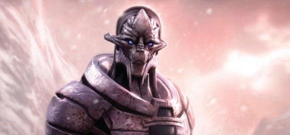 Mass Effect: Revelation - nu med Saren